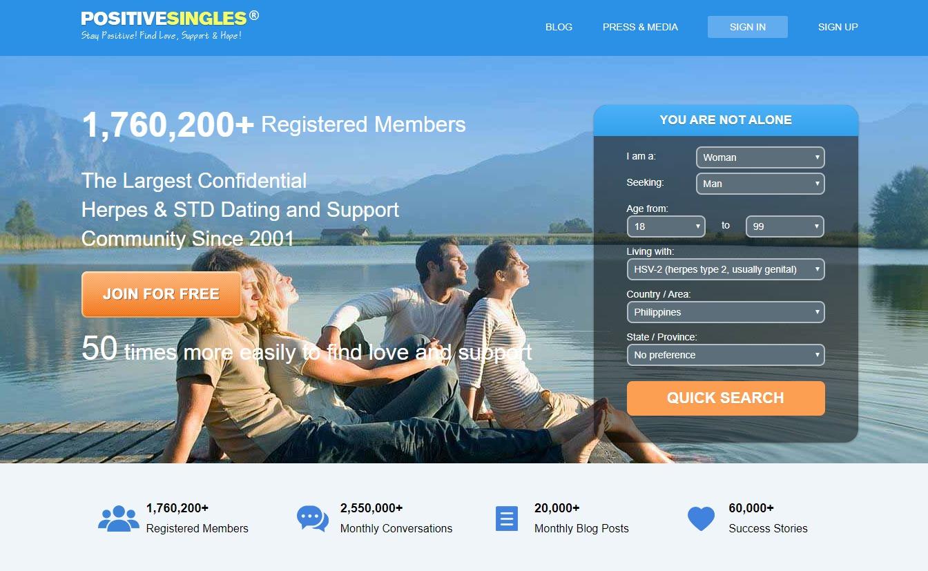 Kostenlose dating-sites für menschen mit krankheiten