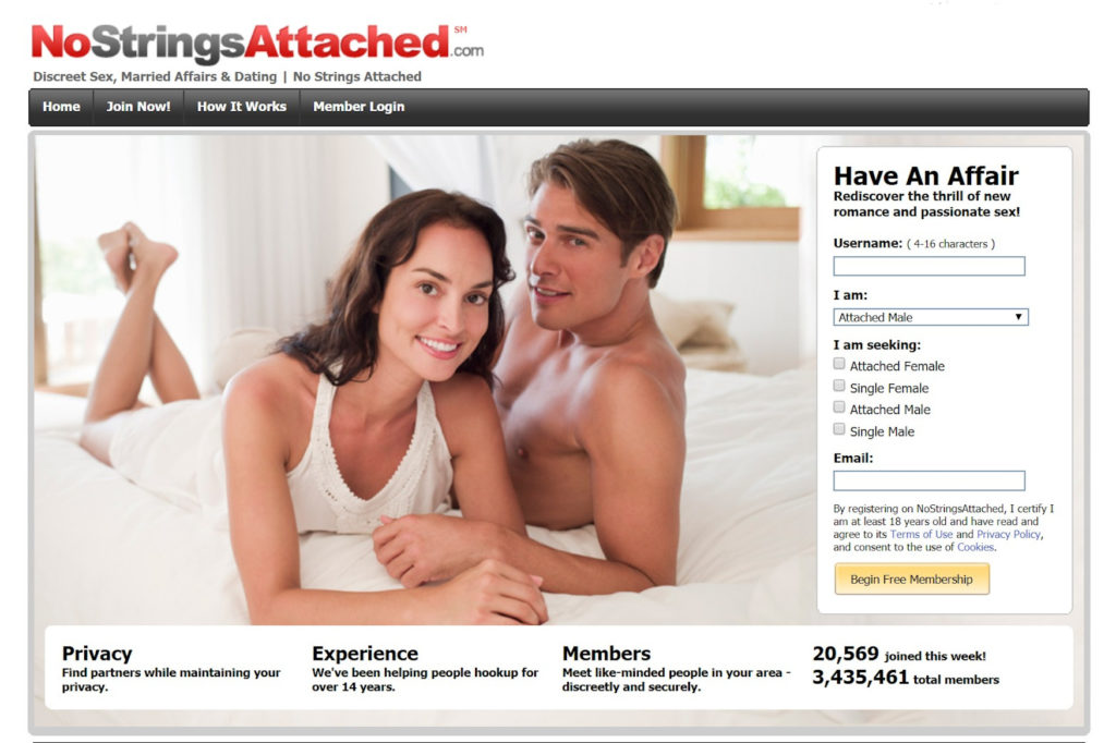 No Strings Attached Home