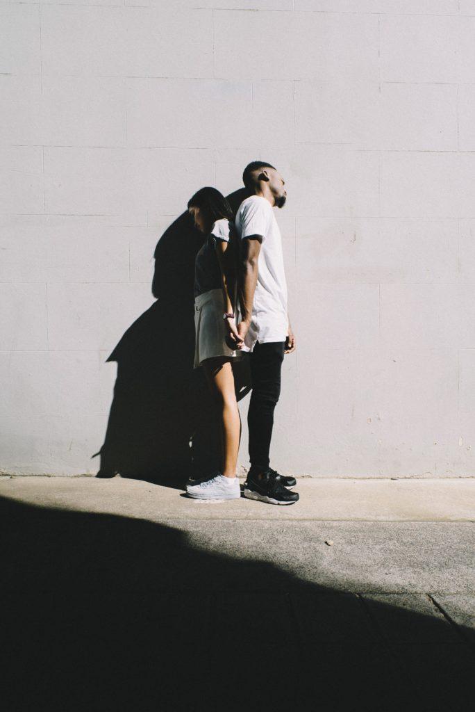Secret couple